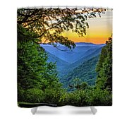 Almost Heaven - West Virginia 3 Shower Curtain