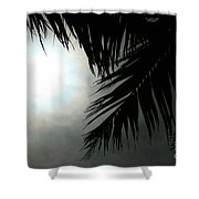 Aloha From The Garden Of Heaven  Shower Curtain