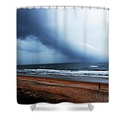 Alone In St. Augustine Shower Curtain