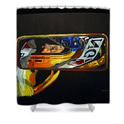 Alonso Shower Curtain