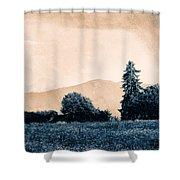 Alpine Western Shower Curtain