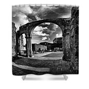 Altagracia - Ruinas Shower Curtain