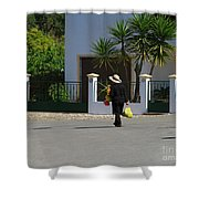Alte Portugal Shower Curtain