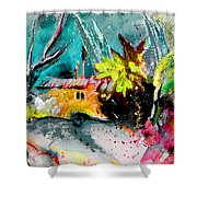 Altea La Vieja 03 Shower Curtain