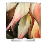 Alternative Dimension Shower Curtain