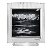 Alvord Desert 1 Shower Curtain