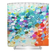 Always Looking For True Love Shower Curtain