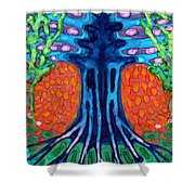 Always Young Shower Curtain