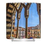 Amalfi Arches Shower Curtain