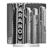 Amarillo Paramount Theatre - #1 Shower Curtain