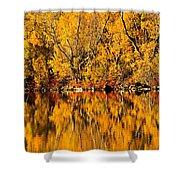 Amazing Autumn Shower Curtain