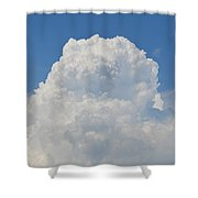 Amazing Cumulus Shower Curtain