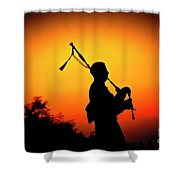 Amazing Grace Shower Curtain