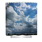 Amazing Sky Shower Curtain