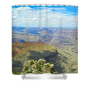 Amazing Views Shower Curtain
