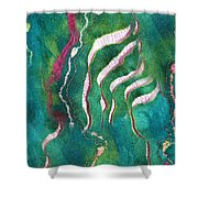Amazon River Shower Curtain