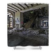 Ambassador Apartments May 11 2015 001 Shower Curtain