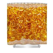 Amber #4903 Shower Curtain