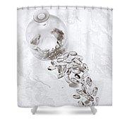 Amber #7820 Shower Curtain