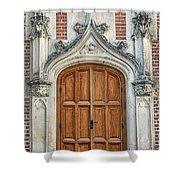 Amboise Door Shower Curtain