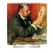 Ambroise Vollard 1908 Shower Curtain