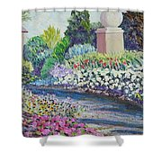 Amelia Park Pathway Shower Curtain