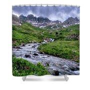 American Basin Shower Curtain