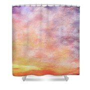 American Beach Cottage Art And Feelings-3 Shower Curtain