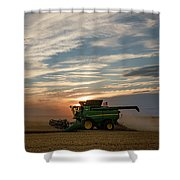 American Combine Shower Curtain