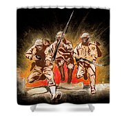 American Courage Shower Curtain