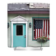 American Curtain  Shower Curtain