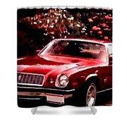 American Dream Cars Catus 1 No. 1 H A Shower Curtain