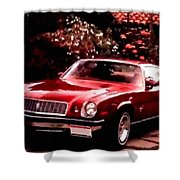 American Dream Cars Catus 1 No. 1 H B Shower Curtain