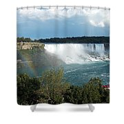 American Falls 1 Shower Curtain