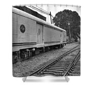 American Federail Shower Curtain