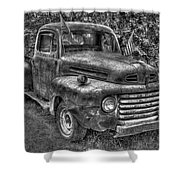 American Ford Classic 1950 Ford F1 Pickup Truck Canvas Print