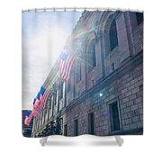 American Grace Shower Curtain