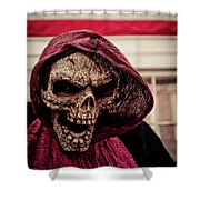 American Horror Story Shower Curtain