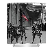 American Past Shower Curtain