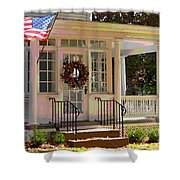 American Porch Shower Curtain