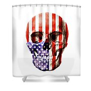 American Slull Shower Curtain