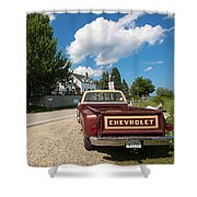 Americana - 001 Shower Curtain