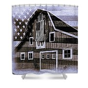 Americana Glory Shower Curtain