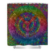 Americans Want Peace Shower Curtain