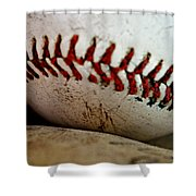 America's Pastime Series II Shower Curtain