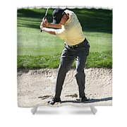 Ames Sand Trap I Shower Curtain