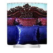 Ameynra Shop 19. Promo Banner 3 Shower Curtain