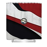 Amg Racing Shower Curtain