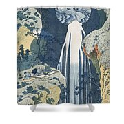 Amida Waterfall Shower Curtain