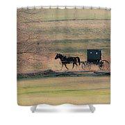 Amish Dream Shower Curtain